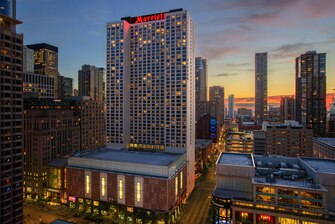 Image result for chicago marriott downtown magnificent mile